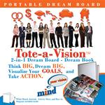 Tote-a-Vision  2-in1 Dream Board & Journal