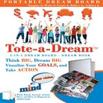 Tote-a-Dream  2-in1 Dream Board & Journal